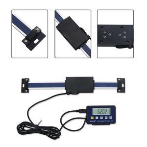 Image 4 - Shahe 0 150mm/0 200mm/0 300mm 0.01mm DRO מגנטי מרחוק צג הדיגיטלי ליניארי הדיגיטלי חיצוני בקנה מידה