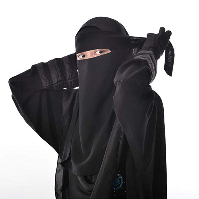 Muslim Veil Middle East Arab Turkey Dubai Cover Towel Islamic Clothing Accessories