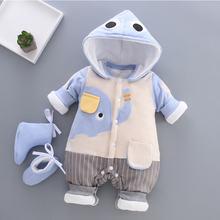 Детские комбинезоны одежда для мальчиков и девочек костюм новорожденных