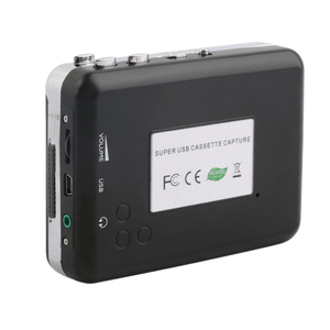 Image 5 - 1 조각 USB 카세트 테이프 MP3 PC 변환기 스테레오 오디오 플레이어