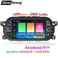 SilverStrong 7 QuadCore Android9.0 coche DVD 1Din para Fiat Tipo Aegea Egea 2015, 2016 de 2017 Auto reproductor multimedia