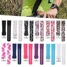 Silikon yedek Watch Band kayışı bilezik Garmin Vivoactive 3 için Samsung dişli spor S4 yedek Watch Band kayışı