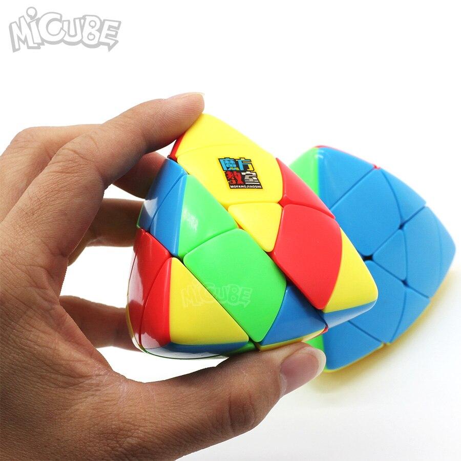 Mofangjiaoshi Mastermorphix 3x3 липкий рисовый пельмень волшебный куб головоломка Kias игрушка специальный Шап Hight трудно 3x3x3 3 слоя