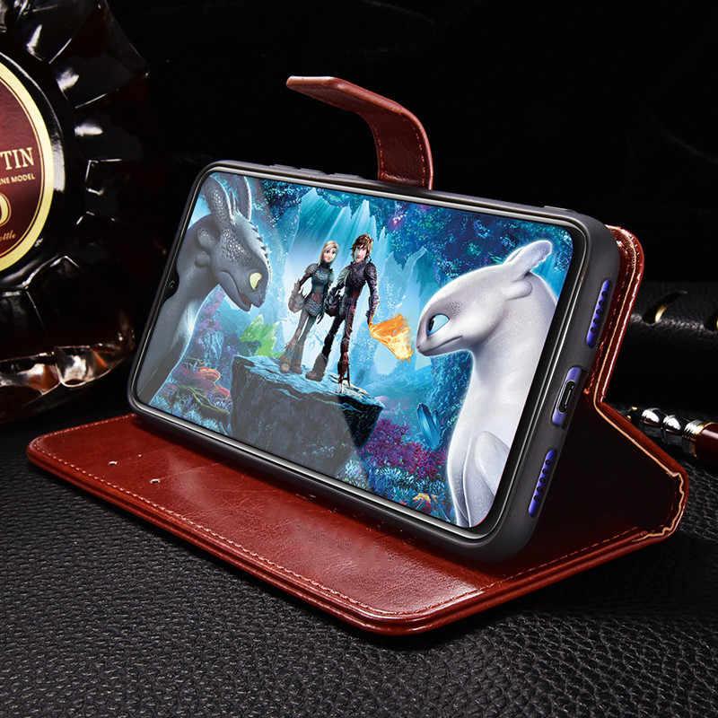 ארנק טלפון מקרה עבור Blackview A7 פרו A60 Flip עור מקרה עבור Blackview A60 פרו S8 נרתיק רך כריכה אחורית coque