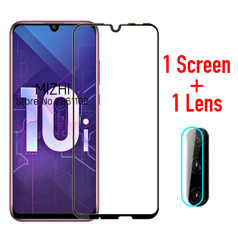 protective glass for huawei honor 10i tempered glas on huwei honer 10 i lite honor10i HRY-LX1T camera lens screen protector film