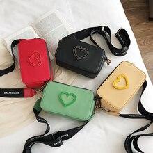Shoulder Bag Womens Handbags Love Crossbody Bags For Women Famous Brand Woman 2019 Ladies Hand Female Mini Obag