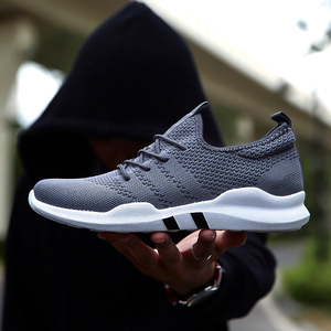 Image 5 - รองเท้าผู้ชายรองเท้าผ้าใบBreathable Unisexคู่รองเท้าผู้ใหญ่สีแดงสีดำสีขาวคุณภาพสูงสบายตาข่ายนุ่มรองเท้า