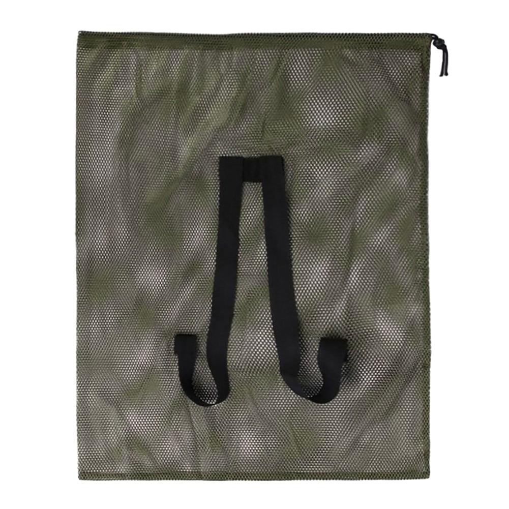 Подсадная сетка сумка охотничья сумка для поддельной утки индейки водоплавающая Сова Marllard переноски ZJ55 - Цвет: Green L