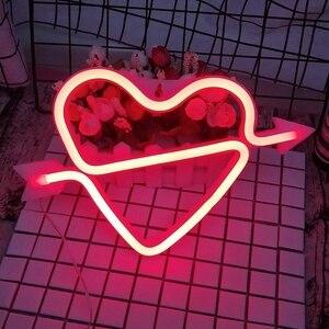 Модная цветная неоновая светодиодная неоновая вывеска «летучая мышь», праздничные, рождественские, вечерние, свадебные украшения, ночник для детской комнаты, домашний Настенный декор, бар
