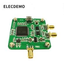 Generador de señal de pulso módulo de generación de pulso estrecho de alta velocidad paso de frecuencia ajustable 20ns a control