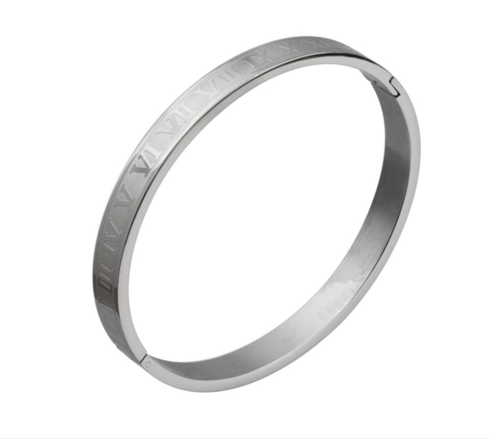 Silver number18-19CM
