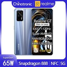 2021 Realme GT 8GB 128GB 5G Handy 6.43