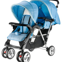 Twins Baby Stroller Activity Gear Folding Twin Stroller 3C Ombrelle Poussette Plegable Ombrelle Poussette Plegable Beach Cart