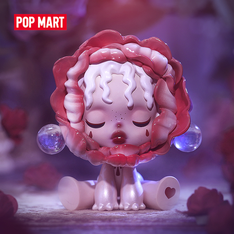 POP MART crâne Panda ancien château série à collectionner mignon Skullpanda boîte aveugle Kawaii jouet figurines livraison gratuite