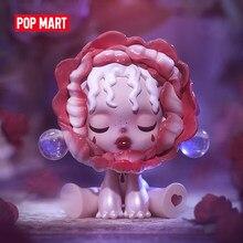 Pop Mart Skullpanda Oude Kasteel Serie Collectible Leuke Skullpanda Blind Box Kawaii Speelgoed Cijfers Gratis Verzending
