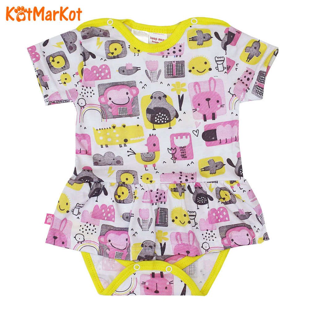 Bodysuits  For Girl Bodysuits For Girls Kotmarkot Children Clothes Kids Clothes, Cotton, New Born, Newborn Baby Girl-boy