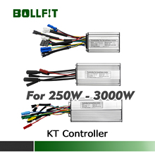 KT Controller 36 48 V 250 350 500 750 1000 1500 W Waterproof Brushless Electric Bicycle Controller for E Bike Conversion Kit