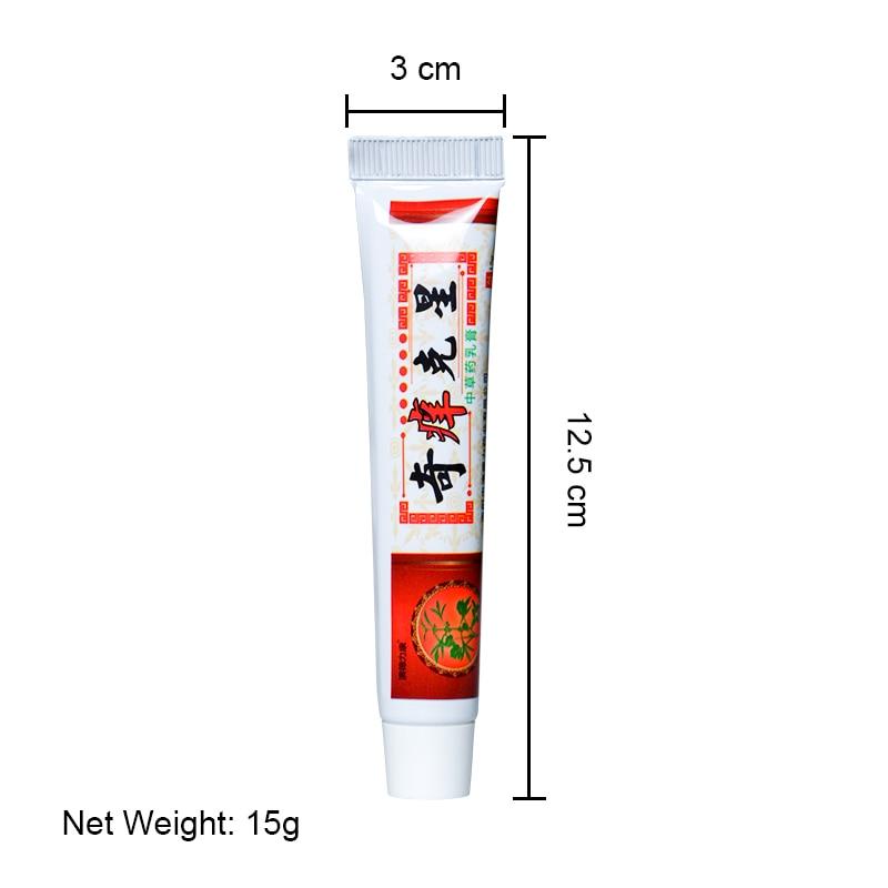 Image 5 - 1 шт. Китайский травяной Антибактериальный крем,  антипруритическая мазь псориаз, дерматит, экзематоидный зуд,  обезболивающий пластырь P1071Заплатки
