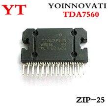 10ピース/ロットTDA7560ジップ 25 ic。