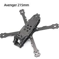 TCMMRC 5 Inch FPV Drone Frame Avenger 215 Wheelbase 215mm 4mm Arm Carbon Fiber for RC Racing FPV Drone Frame Kit
