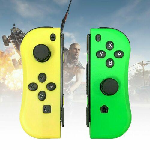 Mini Game Controllers for Nintend Switch Console Left + Right Gamepad Joypad Joy-Con