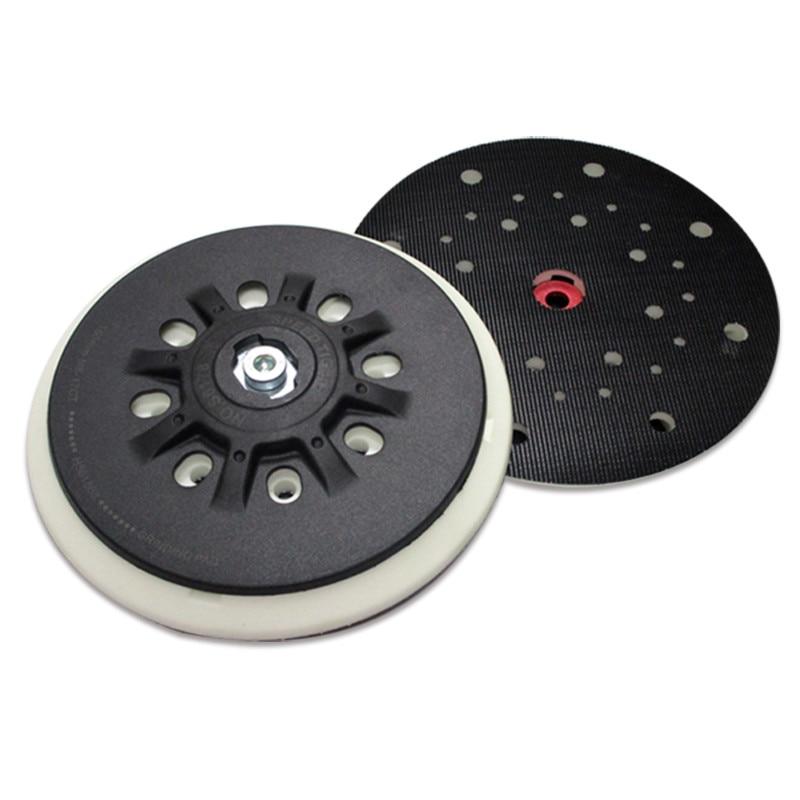 6 Inch 150mm Soft Hard Sanding Pad Sander Backing Pad For Festo Bosch Dewalt Hitachi Makita Hilti Milwaukee Worx Polishing Disc Power Tool Accessories Aliexpress