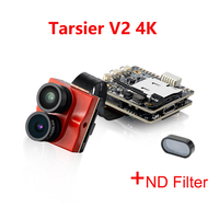 Caddx Tarsier V2 4K 30fps 1200TVL WiFi Mini FPV Camera with ND Filter 128G Memory Card for RC Racing Drone Quadcopter