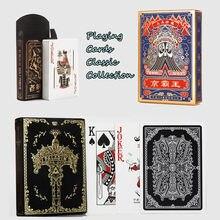 Новый карточные игры креативный классический коллекция магические карты покер карты подарки Настольная игра вечерние Семья игра L667