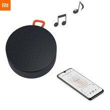 Xiaomi ลำโพงบลูทูธกลางแจ้ง Mini แบบพกพาไร้สาย IP55 กันฝุ่นกันน้ำลำโพง MP3 เพลง Surround พูด