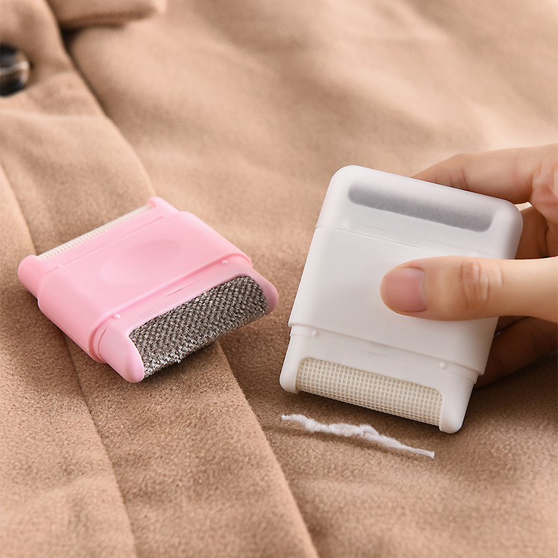 Mini Lint Remover Manual Hair Ball Trimmer Fuzz Pellet Cut Machine Portable Epilator Sweater Clothe Shaver Laundry Cleaning Tool