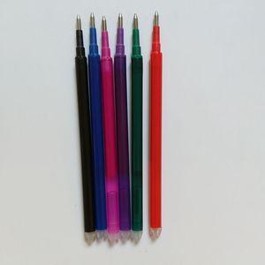 Image 5 - Penna cancellabile Cancelleria Ricarica Attrito Gel Penna Forniture Per Ufficio Disegno Frixion Penna Refill Penna Studente 6 Colori 0.7 millimetri Penna Frixion