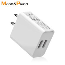 US Travel Wall Adapter 2A USB Charger Fast Charging Electrical Socket Japan Thailand Canada US Plug Adapter Mobile Phone Charger