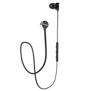 Image 3 - Original Philips TAUN102 Bluetooth 5.0 In ear casque suspendu cou magnétique pour le sport avec Support micro vérification officielle