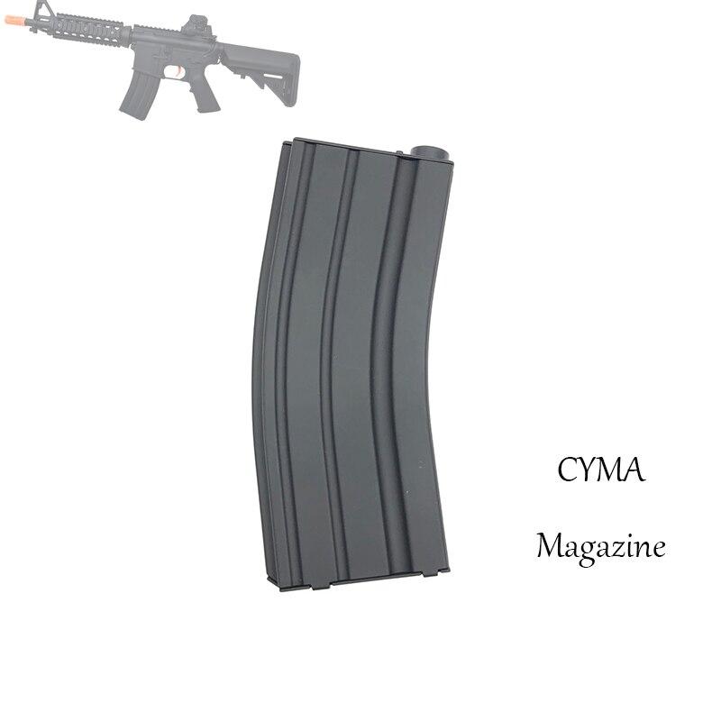 Clip Magzine For CYMA M4 Magzine Gel Ball Blaster Magazine Replacement Accessories Toy Clip