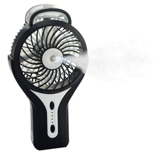 Mini Handheld USB Misting Fan with Personal Cooling Mist Humidifier Rechargeable Portable for Home Of