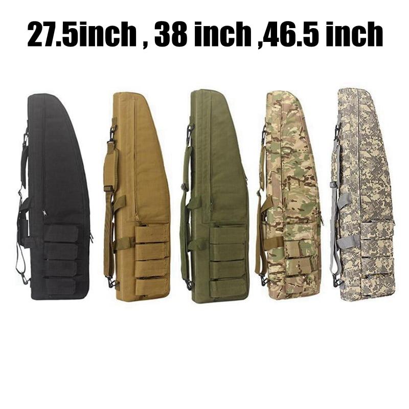 Bolsas de Caça Tamanho Náilon Rifle Tático Arma Airsoft Bolsa Case Ombro 3