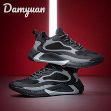 Winter Hot Fashion Comfortable Reflective Man Sneakers Outdoor Walking Mountain and Leisure Running Shoes Big Size 46