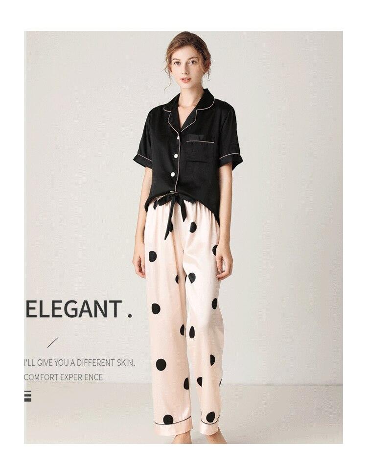 Shorts de verão pijamas para mulher calças