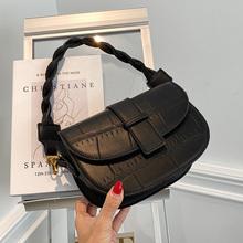 Fashion Simple Black Casual Shoulder Bag Women #8217 s Chain Crossbody Bag Winter Flap Handbag cheap SUNNY BEACH Casual Tote Shoulder Bags Shoulder Crossbody Bags CN(Origin) Oxford OPEN SOFT Flap Pocket s1239 Polyester