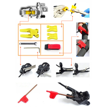 Oil Bleed Kit Bleeding Edge Tool for Avid HAYES DOT Hydraulic Disc Brake Bicycle Repair Oil Filling Oil Change Tool bicycle hydraulic disc brake bleed kit tool for sram guide level avid elixir juicy code formula hygia usagi hayes eooz
