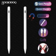 עבור iPad עיפרון אפל עט Stylus עבור iPad אוויר 4 10.9 פרו 11 12.9 2020 אוויר 3 10.5 2019 10.2 מיני 5 מגע עט עבור Apple עיפרון 2 1