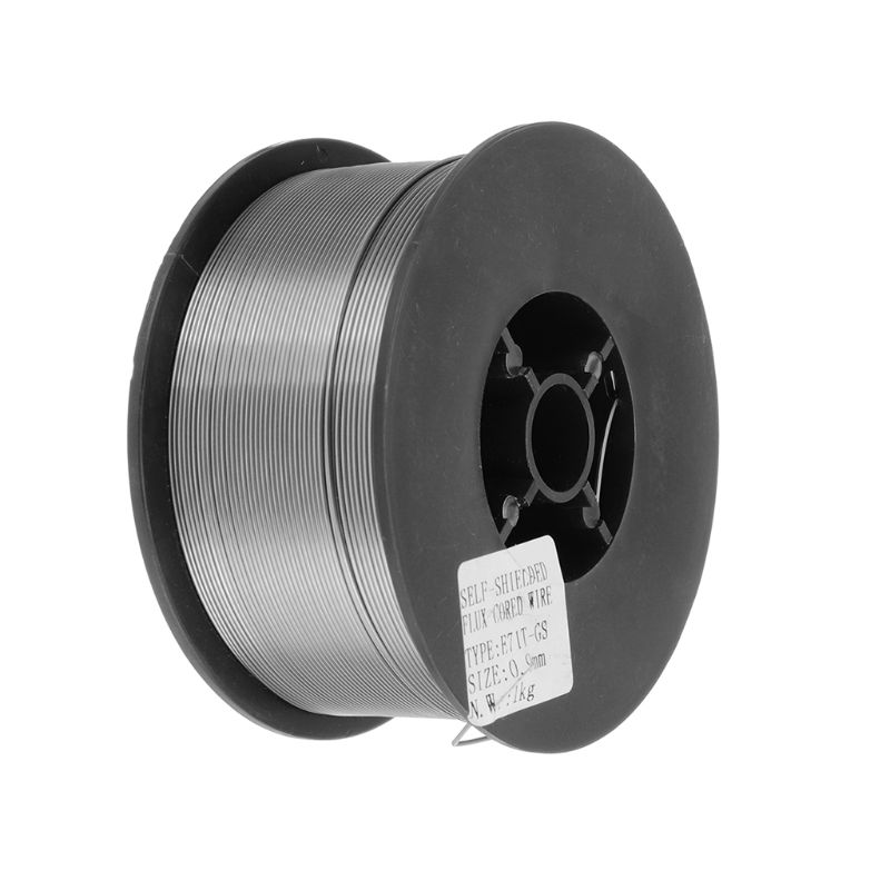 1KG 0 9 mm 0-9-E71T-GS E71T-11 Gasless Mig Welding Wire Solder Cable