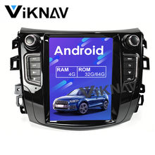 Viknav Tesla Gaya Android Gps Navigasi Mobil untuk Nissan Terra Auto Multimedia Player Radio Tape Recorder DSP Head Unit(China)
