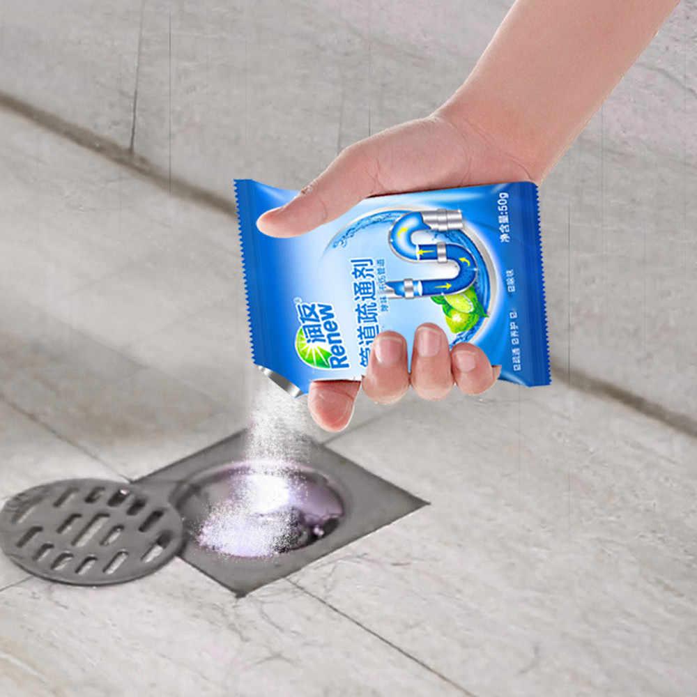 実用的な排水クリーナーキッチン下水消臭強力なパイプライン浚渫エージェントトイレ清掃キッチンツールクリーナー