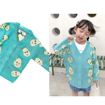 Kids Sweater Cardigan Toddler Cardigan Girls Sweaters toddler sweater christmas baby clothes sweater vest фото