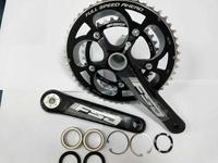 165/170/172.5 BCD110 Ultra-light Chainwheel Aluminum Road Bike Crank Bicycle Crankset Sprocket large gear Axis 20/22 speed bb30