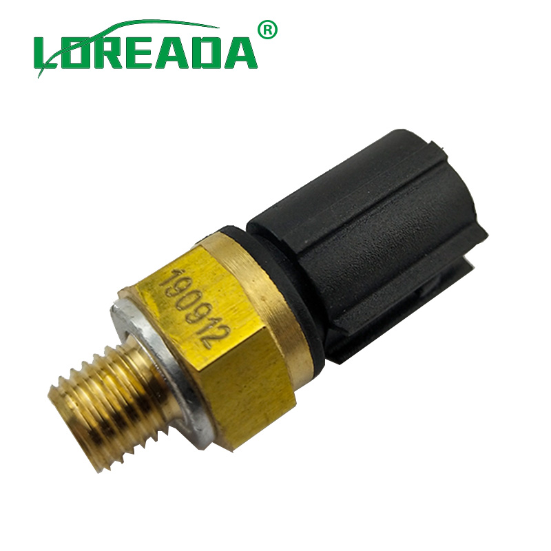 Otomobiller ve Motosikletler'ten Sıcaklık Sensörü'de LOREADA orijinal % 100% saf bakır su sıcaklık sensörü için 2 Pins motosiklet 125CC 150CC OEM W211 190912 180510 title=
