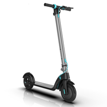 2019 new 36v 5Ah 25km 8.5 inch 2 wheel electric scooter 350W with LED Headlight