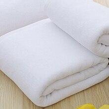 70*140 см супер мягкое белое банное полотенце из микрофибры пляжное полотенце s ультра светильник без ворса банные принадлежности для гостиницы