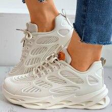 Ins/модные кроссовки; Женские кроссовки на платформе увеличивающие